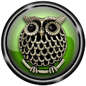 3D Owl Pendant Live Wallpaper icon