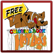 Scooby Dog Coloring Kids
