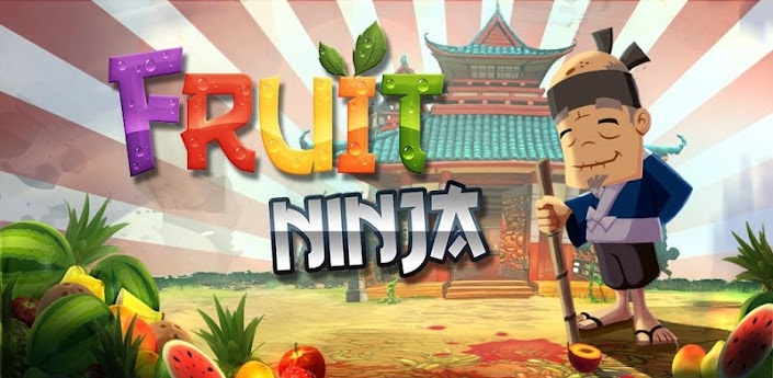 Fruit Ninja DOWNLOAD APK+SD DATA Android Game