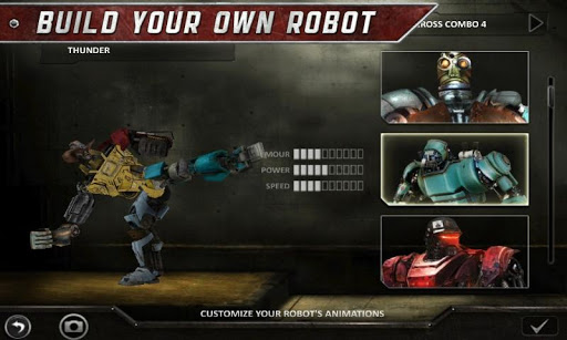 Real steel world robot boxing apk free download.