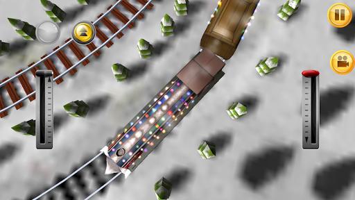 圣诞列车3D