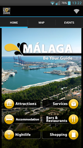 Be Your Guide - Málaga