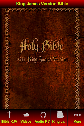 King James Version Bible KJV