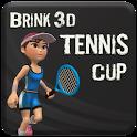 Brink 3D Tennis Cup icon
