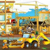 Construction Game City