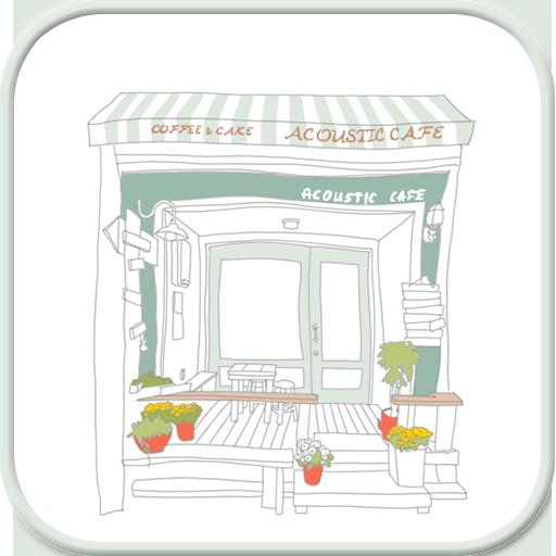 Cafe Mint GO Launcher theme LOGO-APP點子
