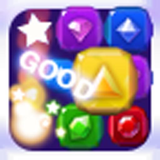 宝石连线 jewel line 休閒 App LOGO-硬是要APP
