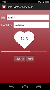 Love Compatibility Test PRO- screenshot thumbnail