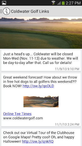 玩運動App|Coldwater Golf Links免費|APP試玩