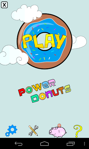 Power Donuts