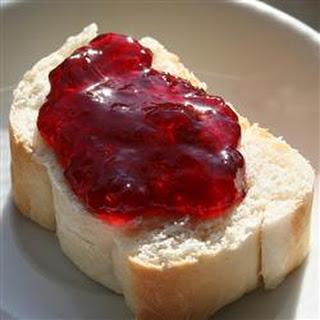 Rosy Grape Jelly.