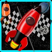 Space Rocket Racing