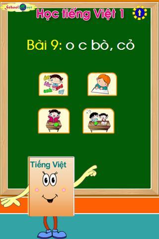 Bài 9: chữ o c vần bò cỏ