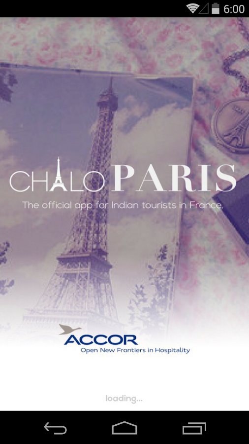 Chalo Paris- screenshot