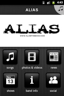 ALIAS - screenshot thumbnail