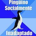 Pingüino Socialment Inadaptado logo