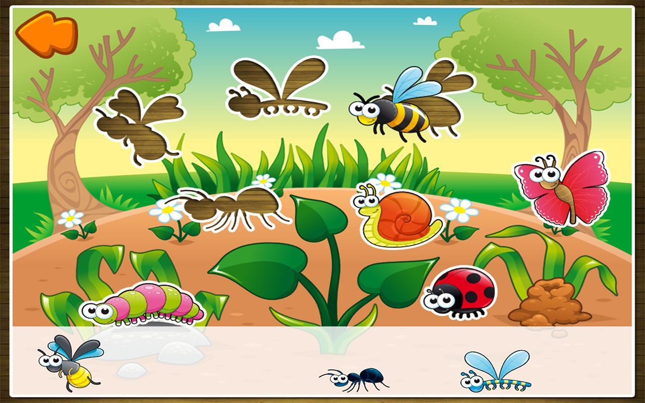 puzzle fun for kids screenshot - Fun Pics For Kids