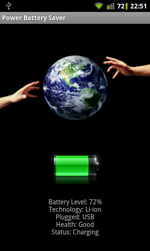 Power Battery Saver (Free) - screenshot