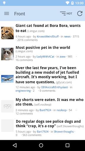 Loader for Reddit
