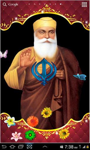 Guru Nanak Jayanti HD LWP