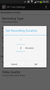 Secret Recorder Free screenshot 3