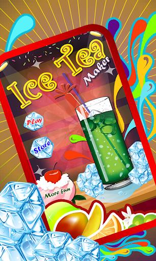 冰茶生產商 — — 烹飪比賽