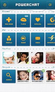 Powerchat - Worldwide Chat - AppRecs