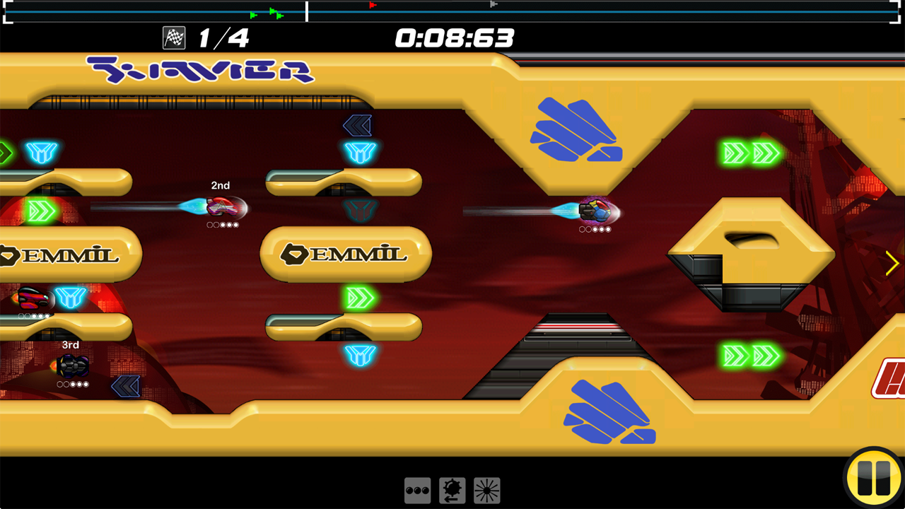 Delta-V Racing- screenshot