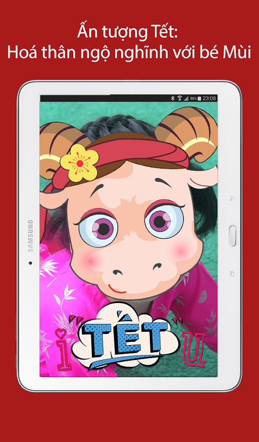 InstaTet - free Tet stickers- screenshot