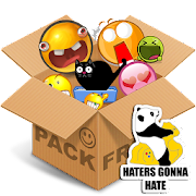 Emoticons pack Text & Stickers 1.0.1_09 Icon