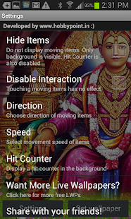 Swaminarayan HQ Live Wallpaper- screenshot thumbnail