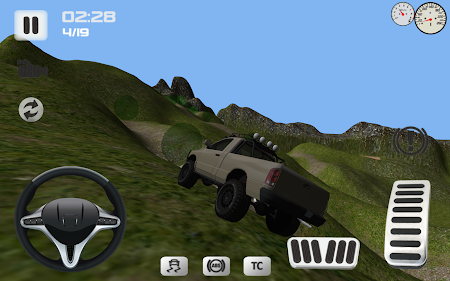 Offroad Car Simulator 2.1 screenshot 17256