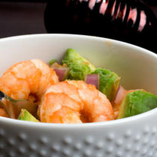 Ecuadoran Shrimp Cocktail (Cóctel de Camarones)