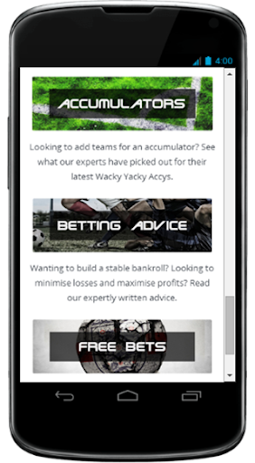 Inplay Betting Tips