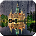 Rainy City Live Wallpaper icon