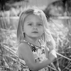 Shining in the Light by Luanne Bullard Everden - Babies & Children Toddlers ( girls, grandchildren, children, portraits, toddlers,  )