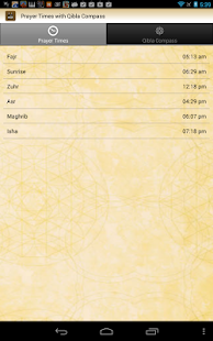 Prayer Times with Qibla Compas - screenshot thumbnail
