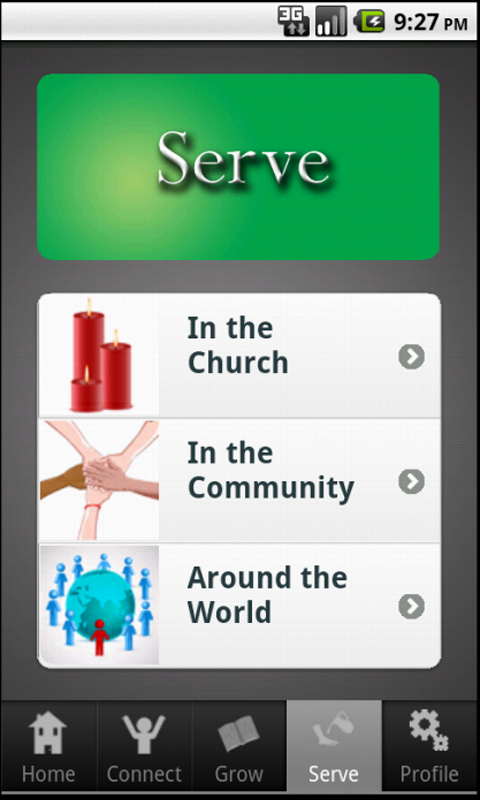 New Testament Christian Church - screenshot