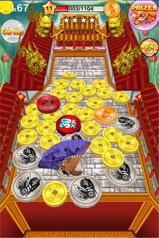 Android Coin Dozer: World Tour 2.3 apk