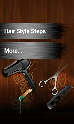 Hair Styles Steps