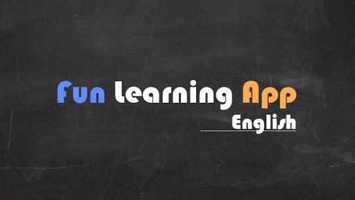 Fun Learning App English
