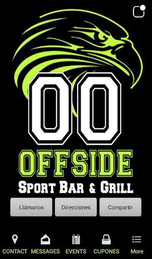 Offside Sports Bar Grill