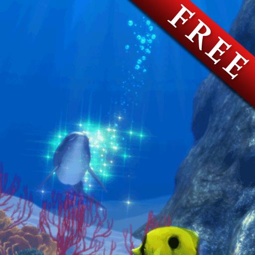 Dolphin Coral Trial LOGO-APP點子