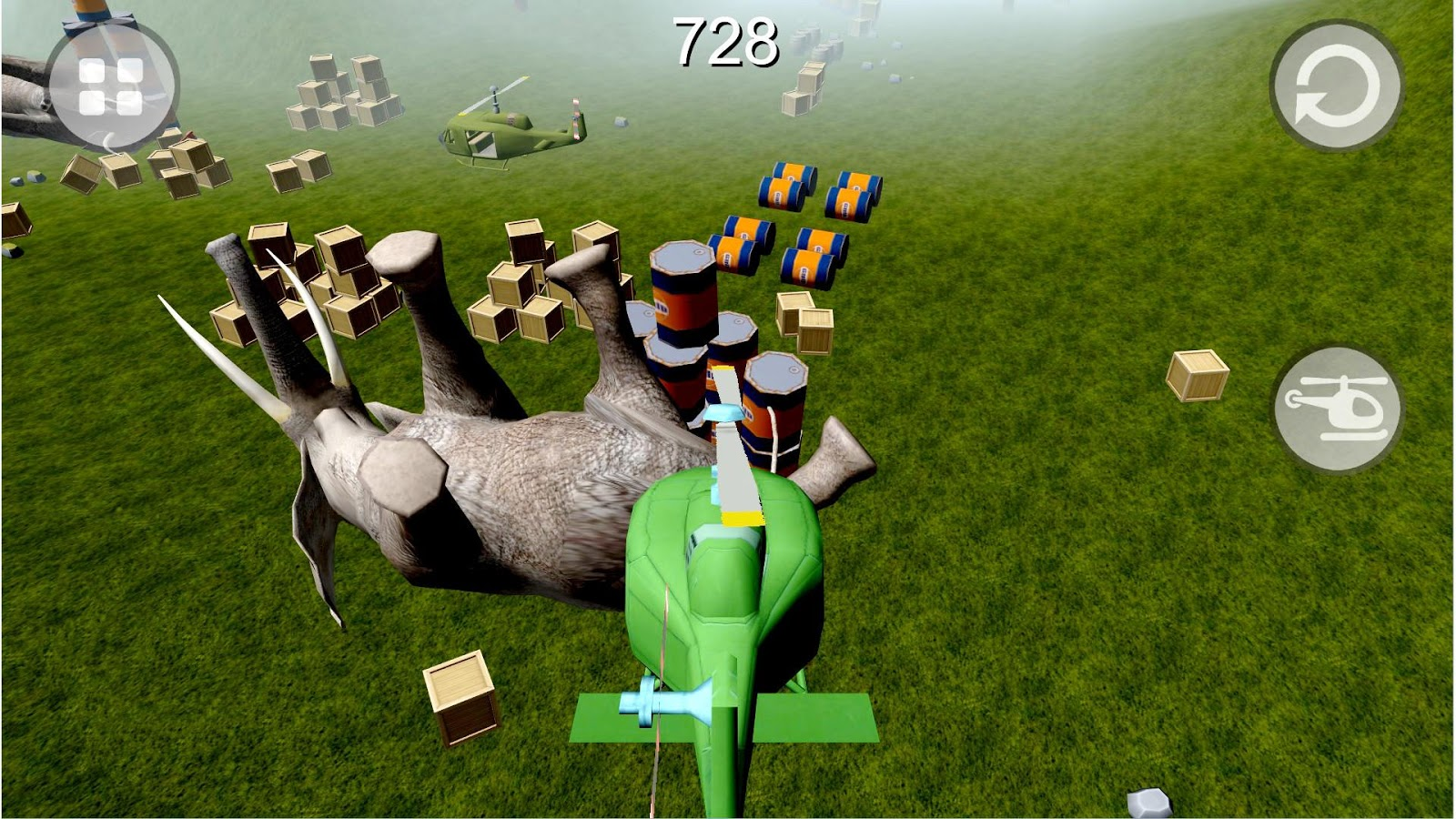 Goat-Rampage- screenshot