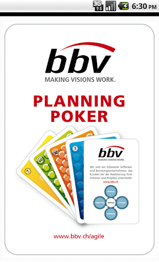 bbv Planning Poker