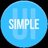 Simple UI