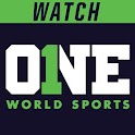 Watch ONE World Sports icon