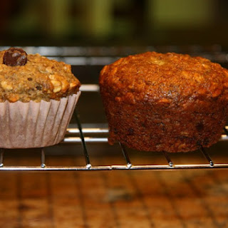 Flax 'n Gl'oat Vegan Breakfast Power Muffins