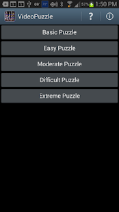 VideoPuzzle - 10 video puzzles- screenshot thumbnail