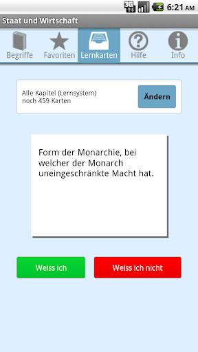 【免費書籍App】Staat und Wirtschaft-APP點子